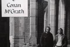Maurice Leyden & Conan Mc Grath