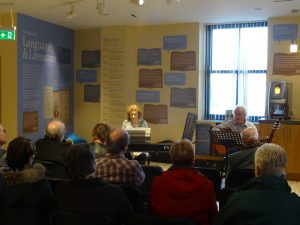 Belfast Songs @ Ulster-Scots Centre 2