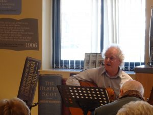 Belfast Songs @ Ulster-Scots Centre 3