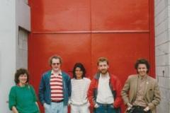 Mary Ann show at Hawks Well Theatre, Sligo 1980s