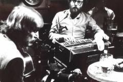 Maurice with Conan McGrath UTV recording