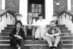 Rod Mc Vey, Maurice, Jane & Neil Martin