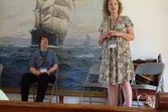 Women's Songs Workshop at Mystic